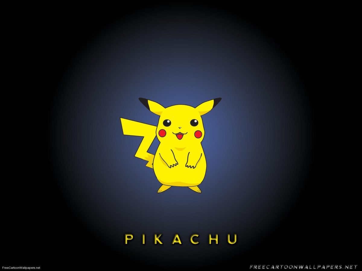 Pikachu HD Wallpaper – WallpaperSafari