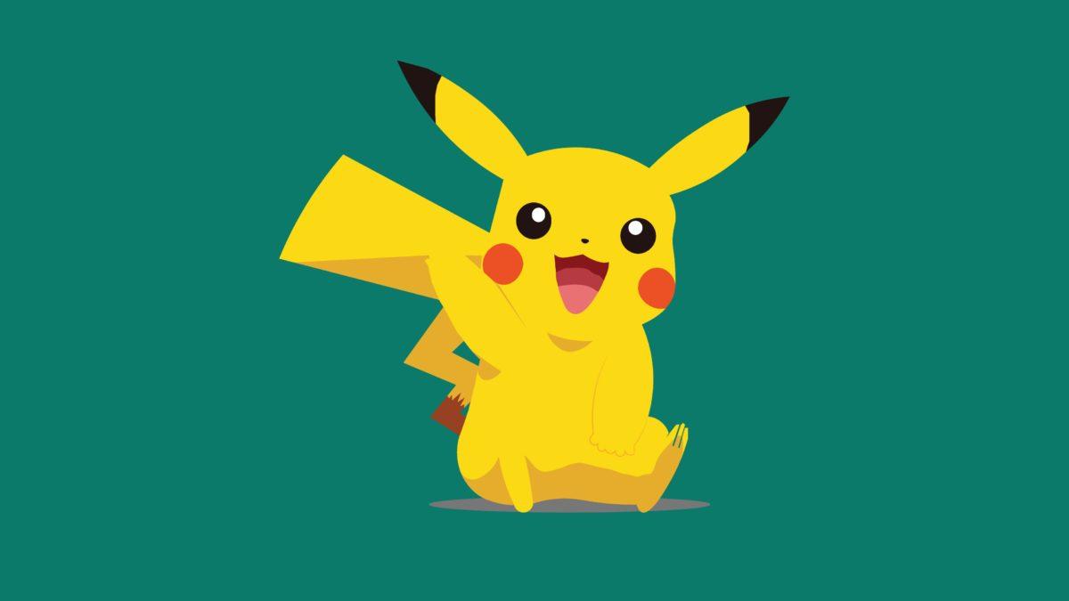 Pikachu Wallpaper on WallpaperGet.com
