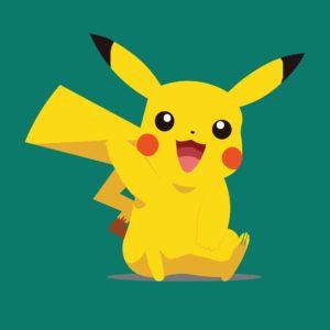 download Pikachu Wallpaper on WallpaperGet.com