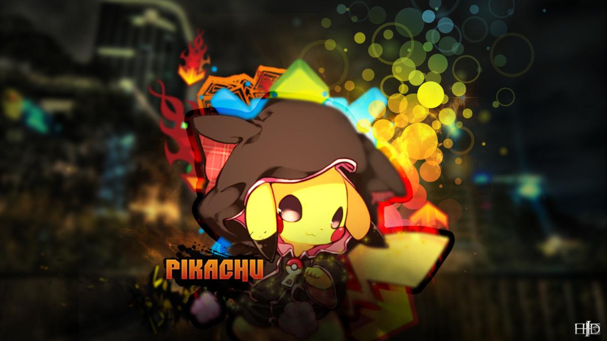 Pikachu Wallpaper (24)