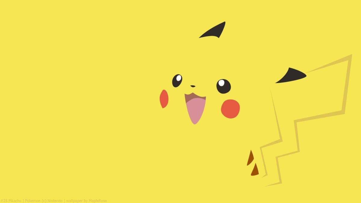 4 Pokémon Yellow: Special Pikachu Edition HD Wallpapers …