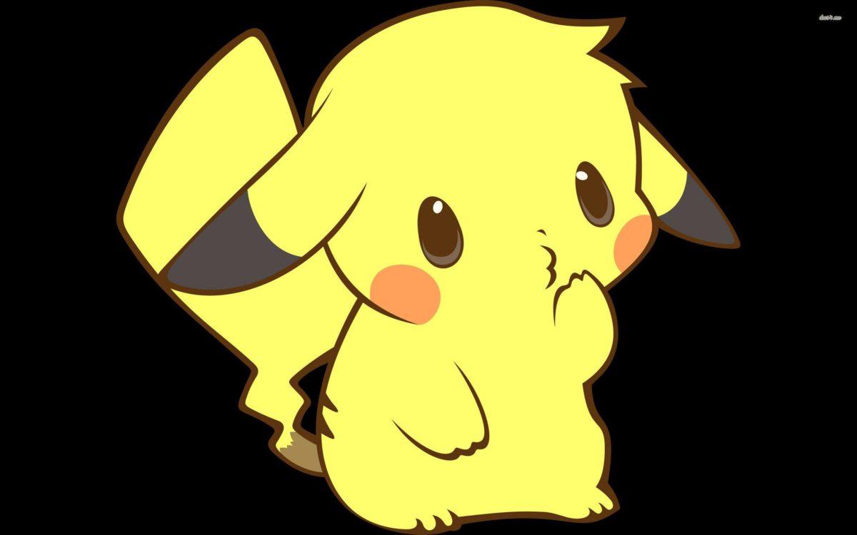 Pokemon Cute Pikachu HD Wallpapers. | PixelsTalk.Net