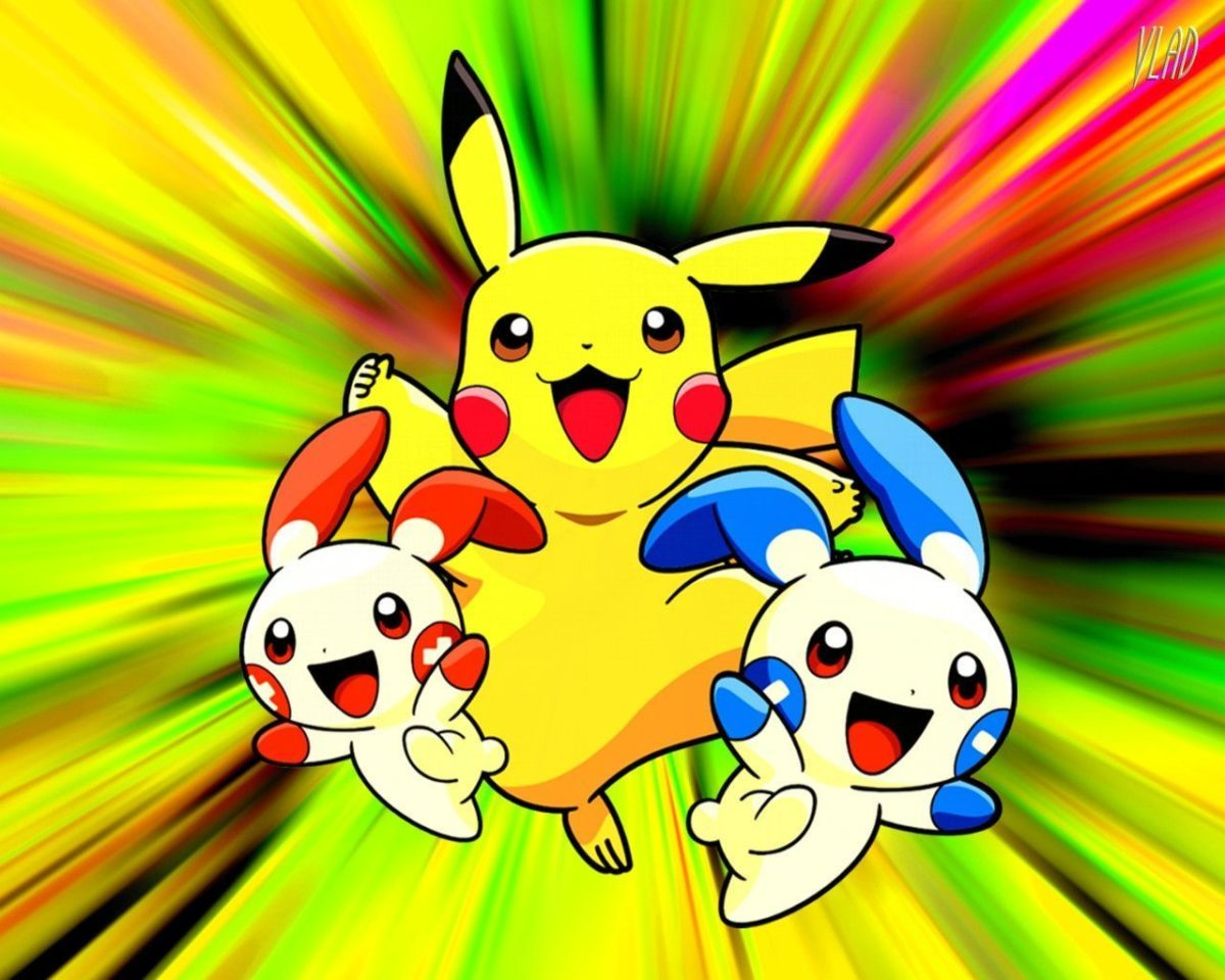 Pikachu HD Wallpaper | Wallpapers For Desktop | Pinterest …
