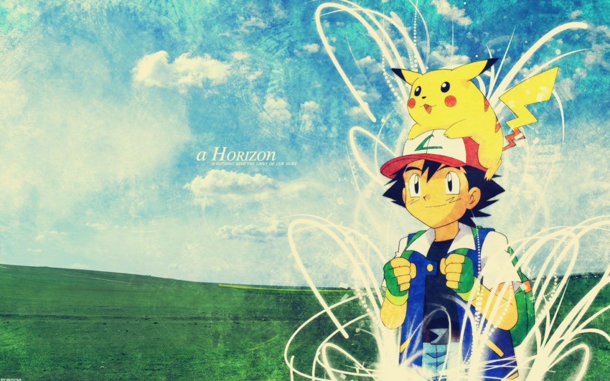 Ash Ketchum images Pikachu HD wallpaper