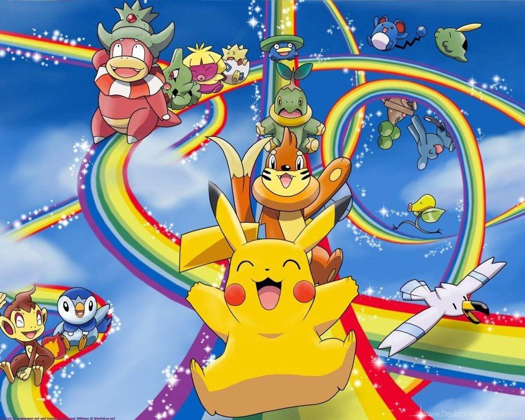 Pokemon Pikachu Hd Wallpapers ( Desktop Background