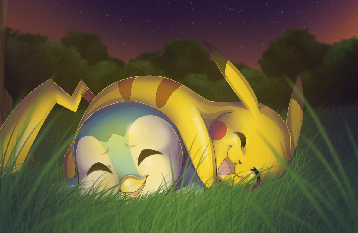 Pikachu and Piplup Full HD Wallpaper and Background | 2000×1300 …