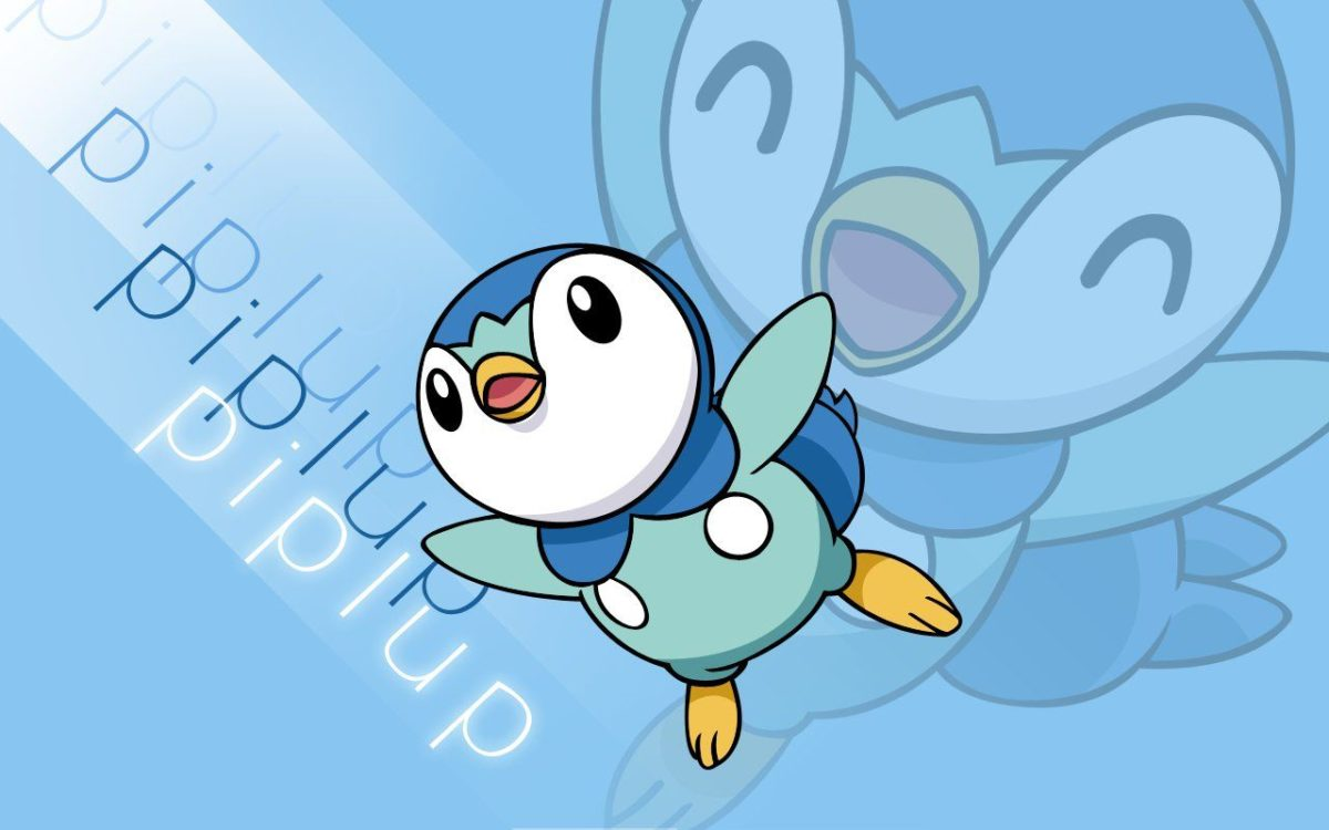 Piplup Vector Wallpaper 2 by TheIronForce on DeviantArt