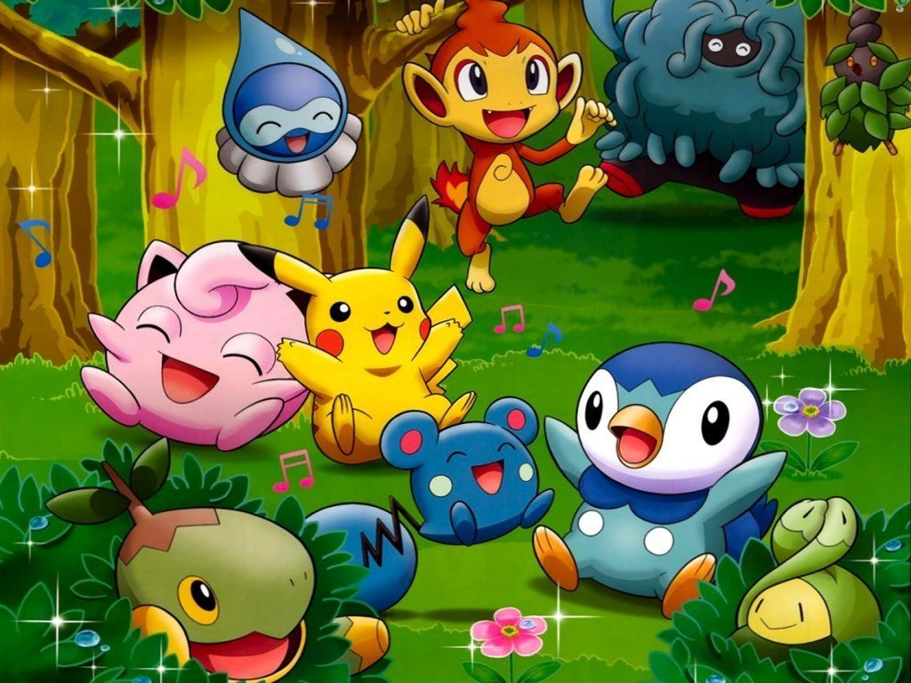 water pokemon club images Piplup and Friends HD wallpaper and …
