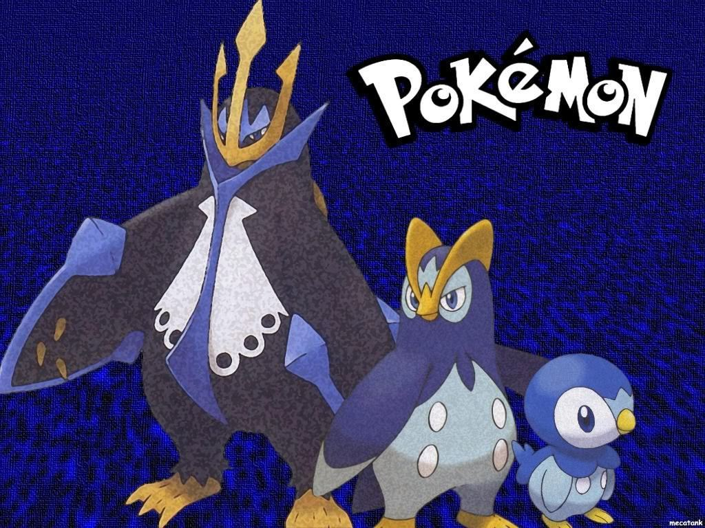 Pokemon Platinum DS images Piplup evolution HD wallpaper and …