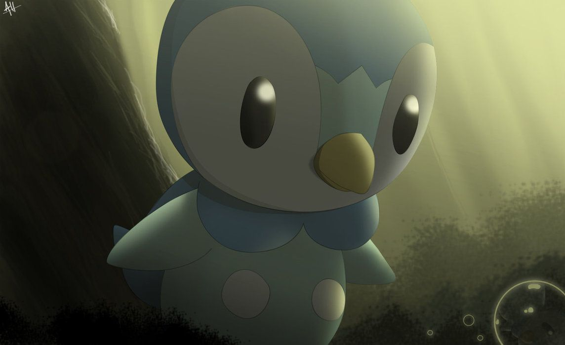 Piplup by All0412 on DeviantArt