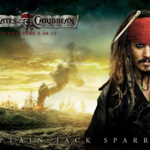 download Johnny Depp in Pirates Of The Caribbean 4 Wallpapers | HD Wallpapers