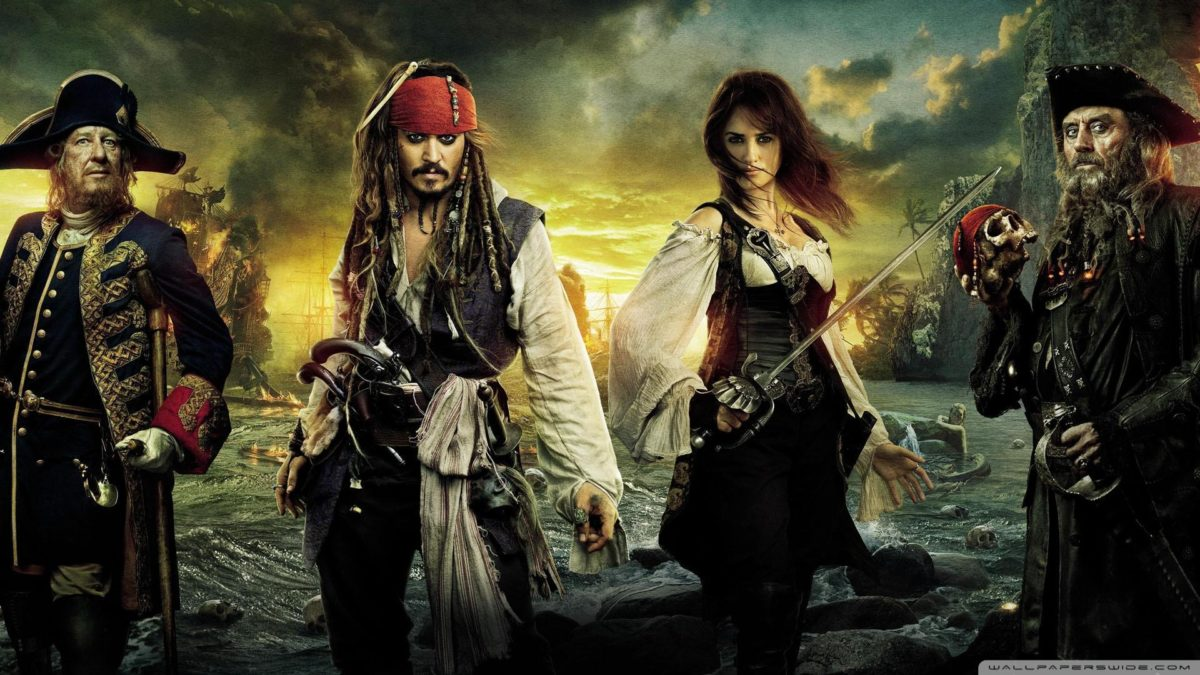 Pirates Of The Caribbean On Stranger Tides 2011 Movie HD desktop …