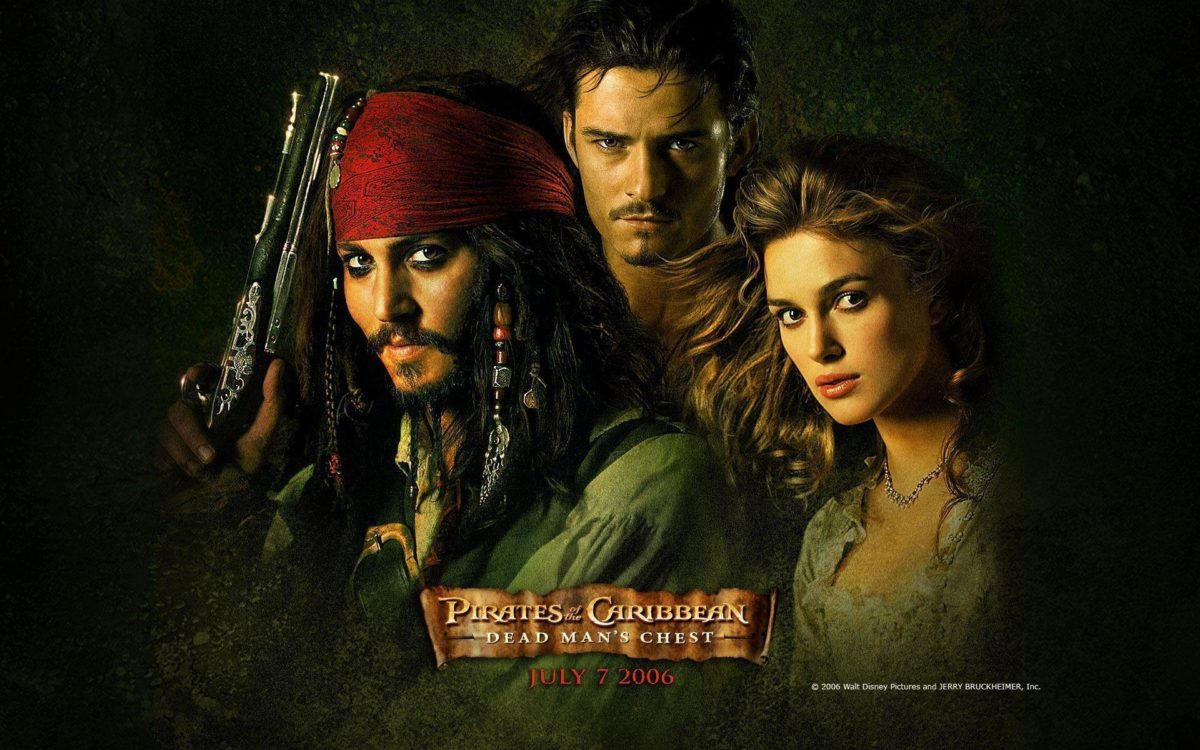 349 Pirates Of The Caribbean HD Wallpapers | Backgrounds …