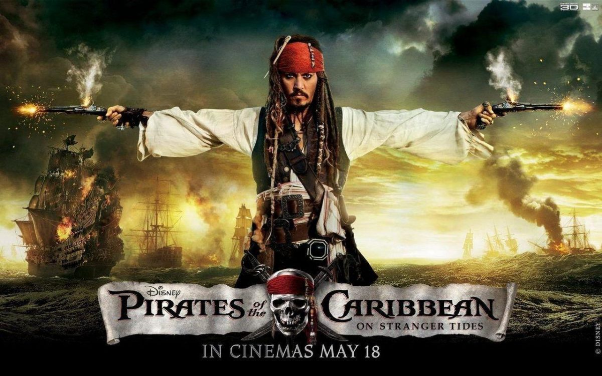 Pirates of the Caribbean Wallpaper – WallpaperSafari