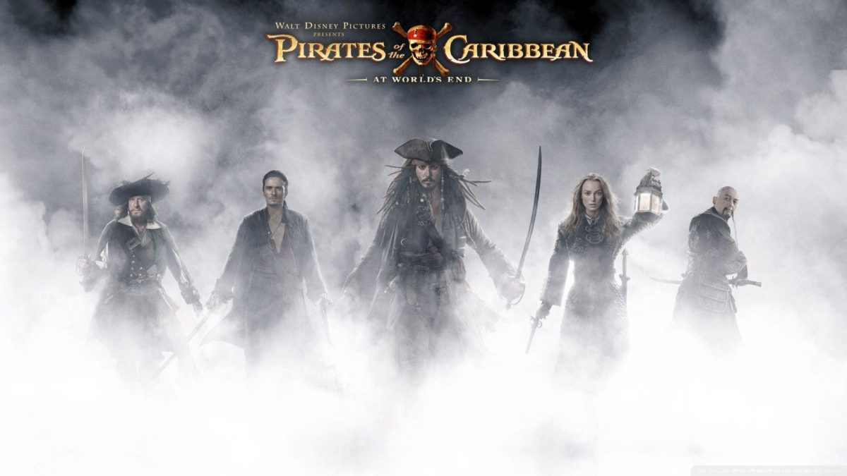 Pirates Of The Caribbean At World's End HD desktop wallpaper …