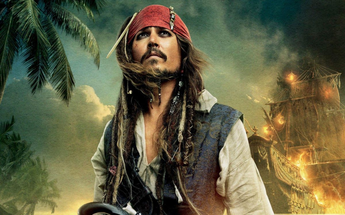 Pirates of the Caribbean HD Wallpapers and Backgrounds