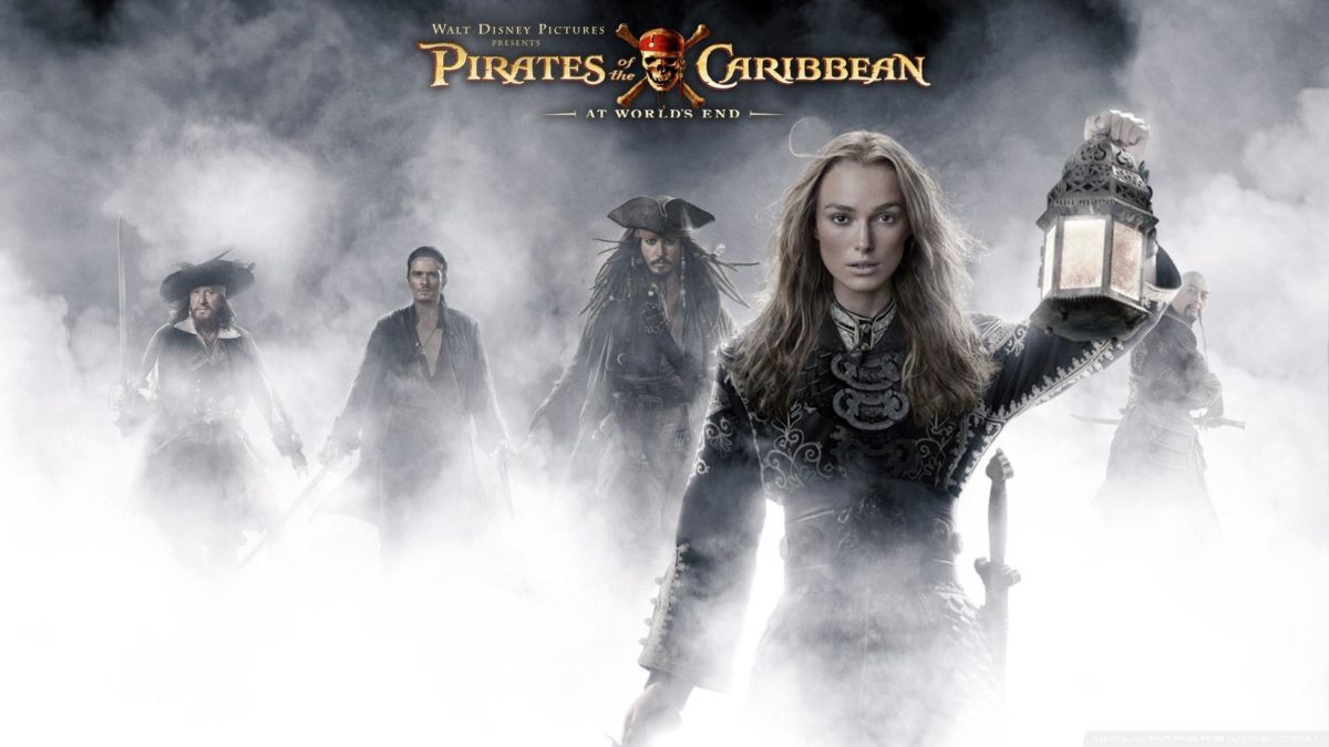 Keira Knightley Pirates Of The Caribbean At World's End HD desktop …