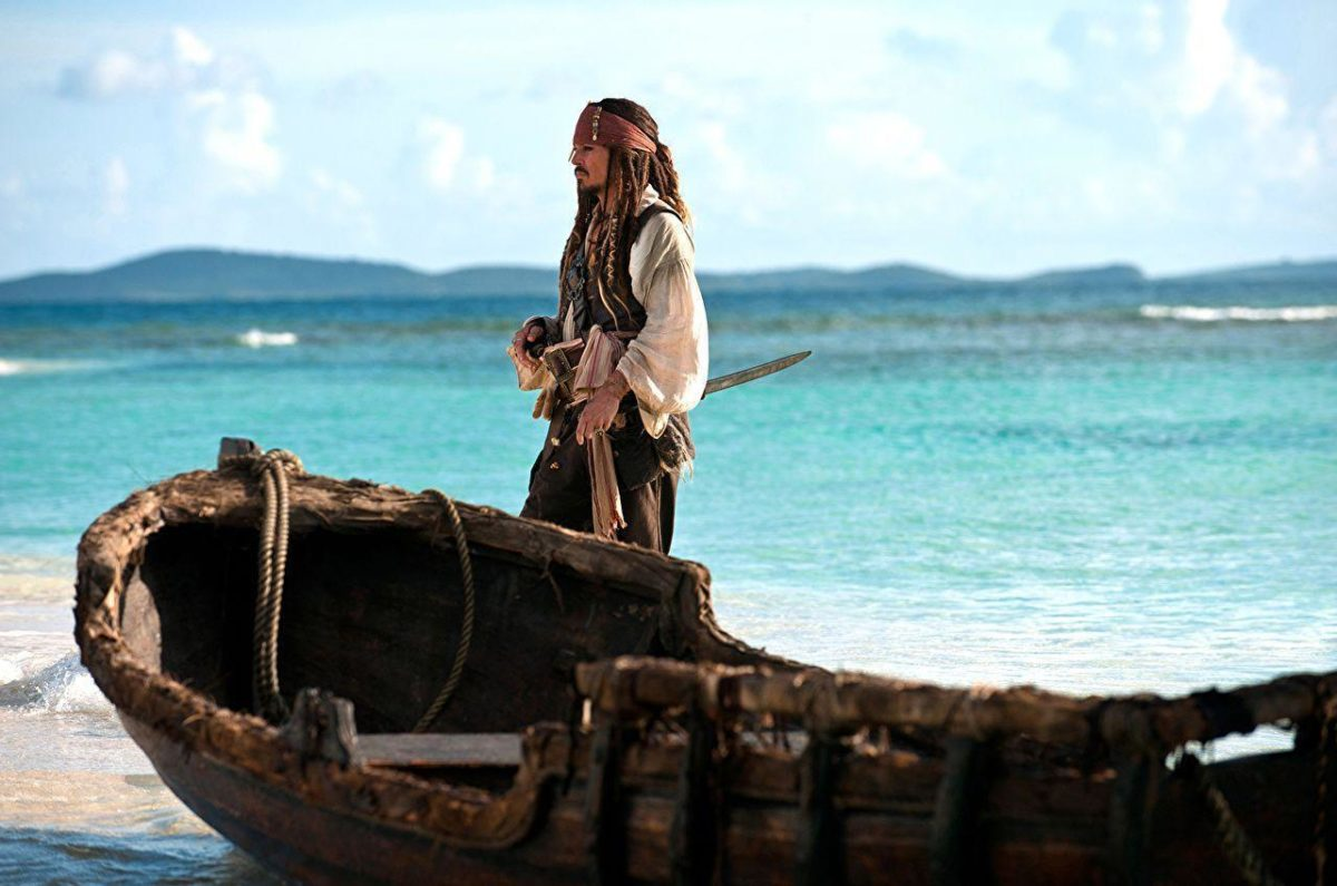 Pirates of the Caribbean free Wallpapers (105 photos) for your …