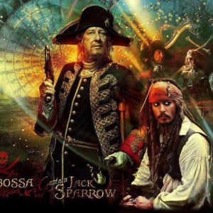 download Pirates Of The Caribbean Wallpaper