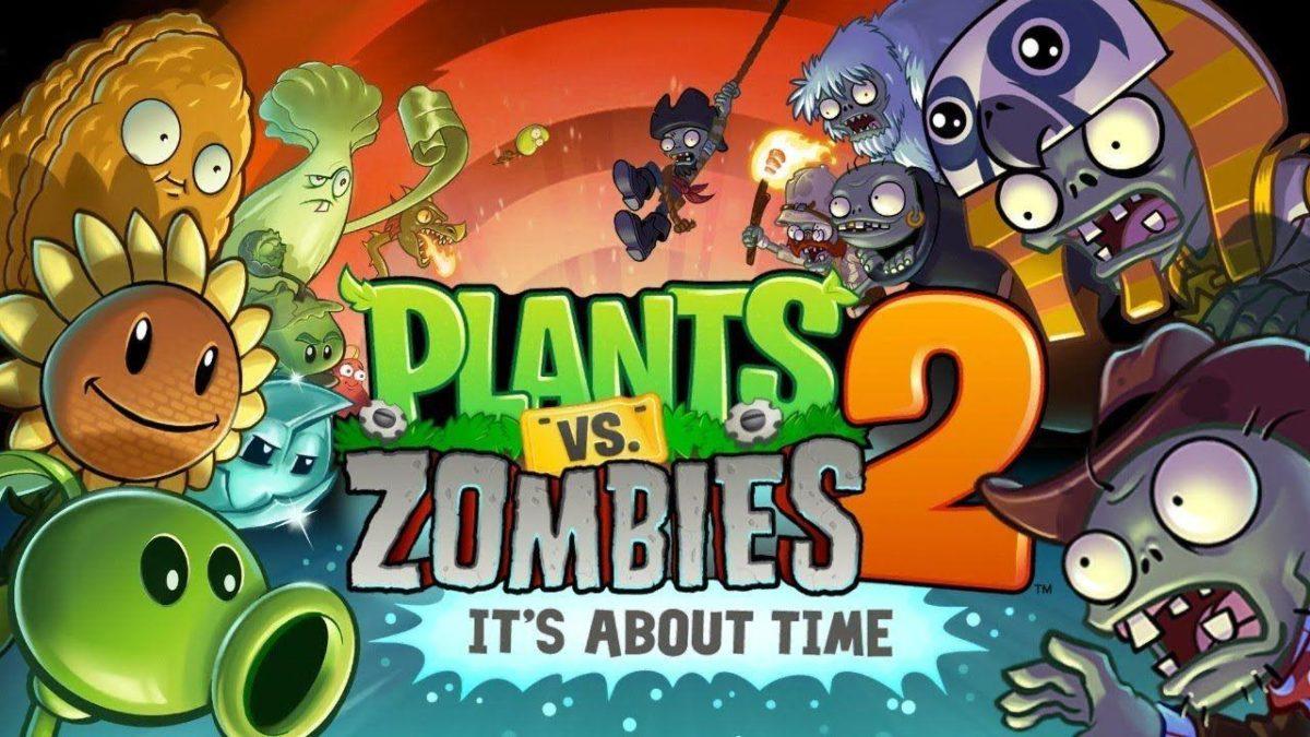 Image – Pvz2 wallpaper 2.jpg – Plants vs. Zombies Wiki, the free …