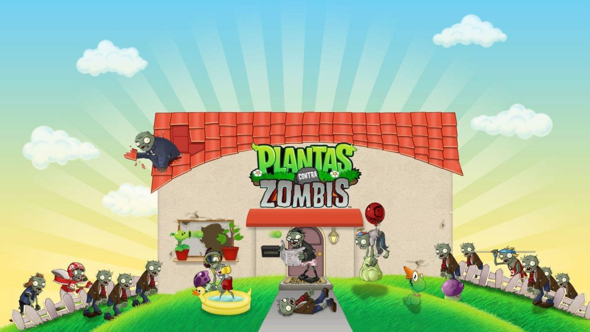 Wallpaper Plants vs Zombies by Monocidad on DeviantArt