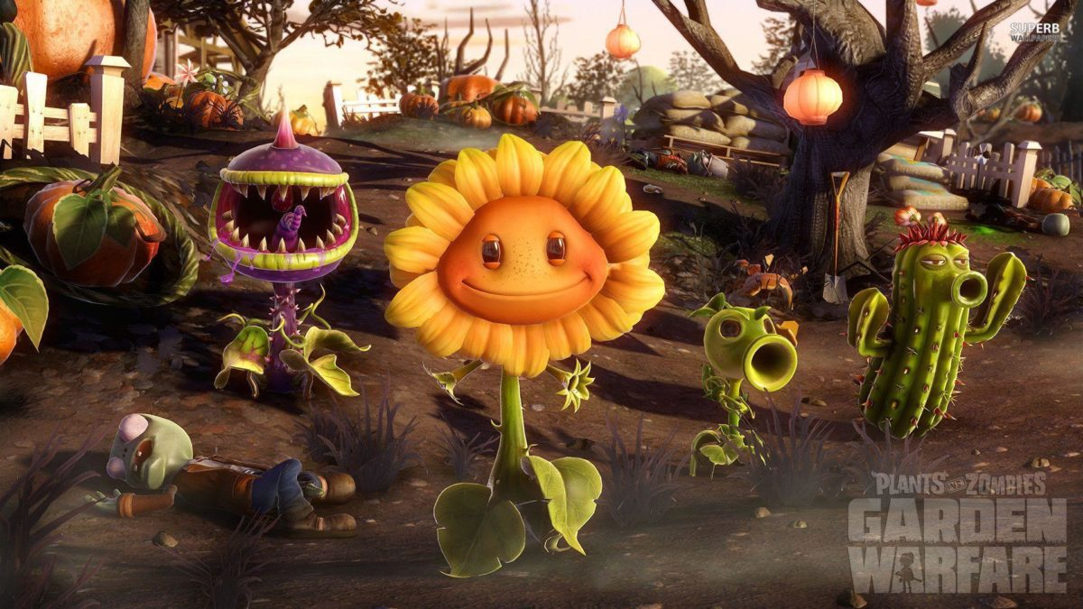 Plants Vs Zombies Wallpapers – Full HD wallpaper search