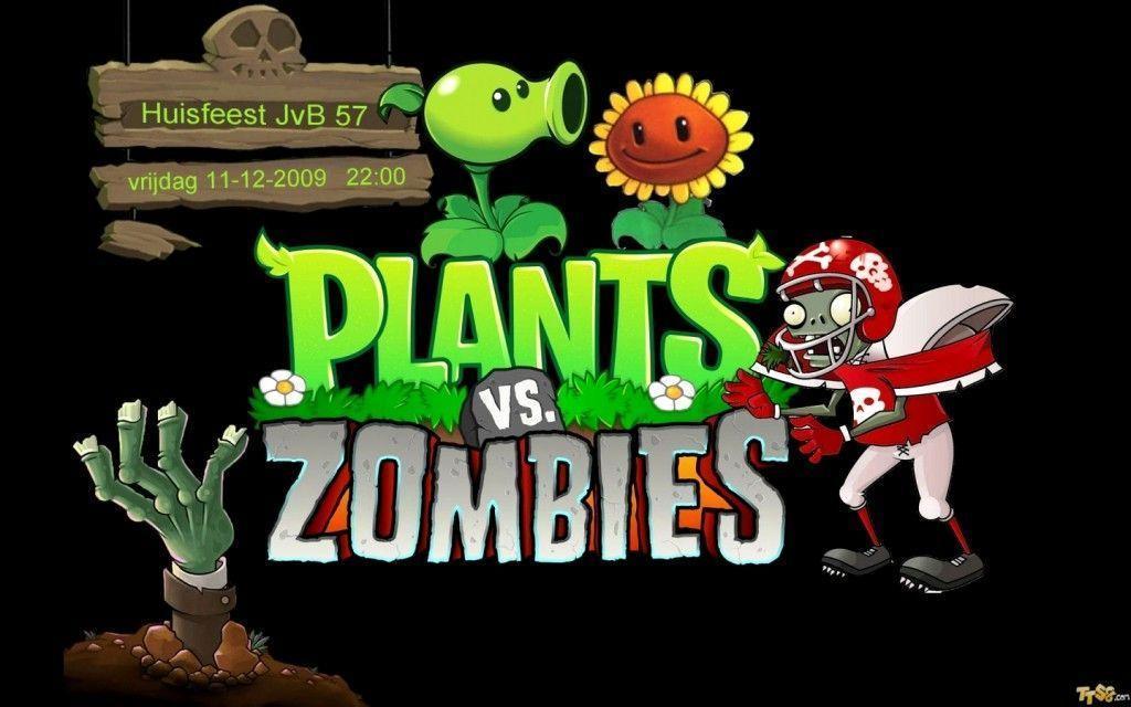 Plants vs. Zombies – VisuaLogs