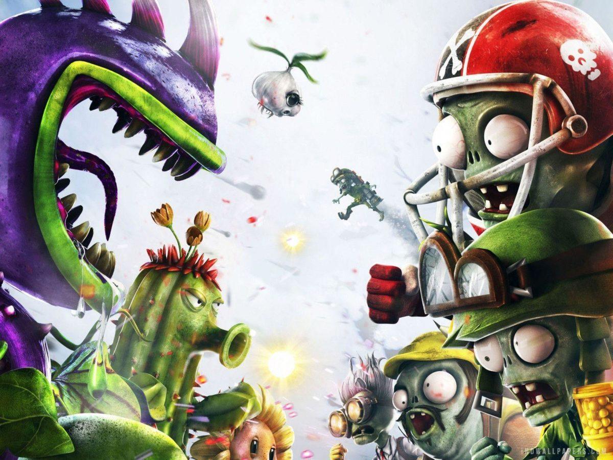 Plants vs Zombies Garden Warfare HD Wallpaper – iHD Wallpapers