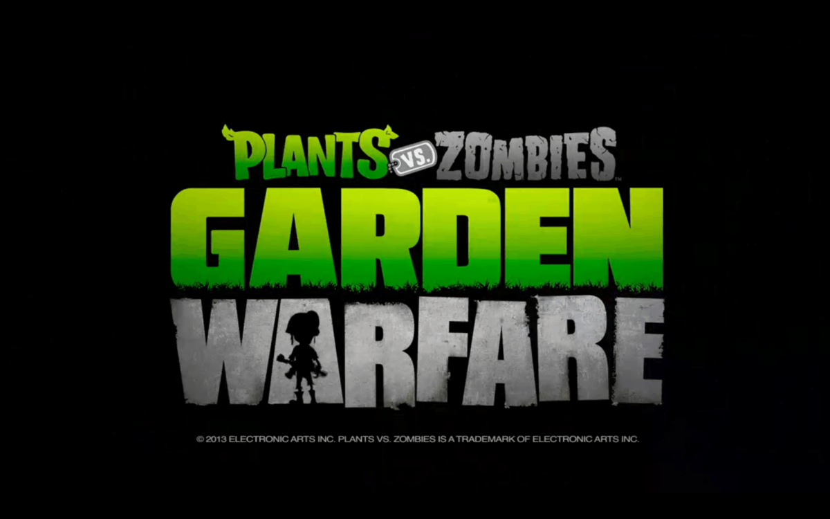 Plants vs. Zombies 2014 New Garden Warfare « Game Wallpaper HDGame …