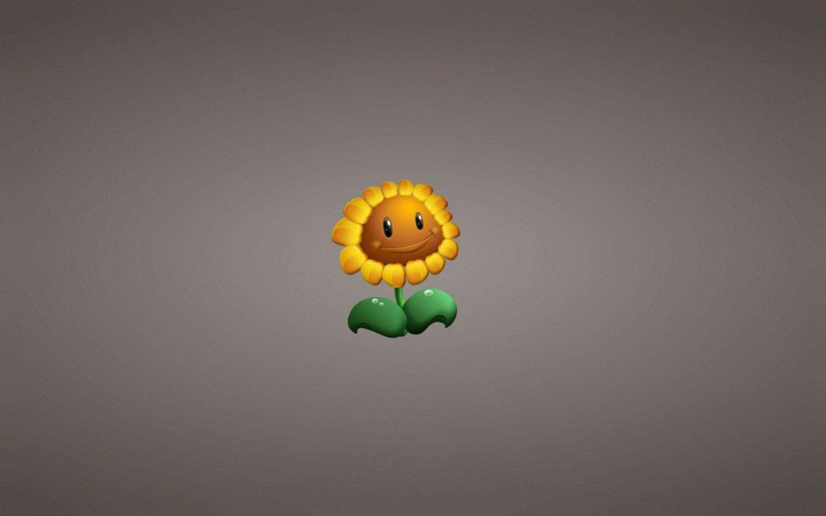 Plants vs Zombies Garden Warfare Sunflower Game Art HD Wallpaper …