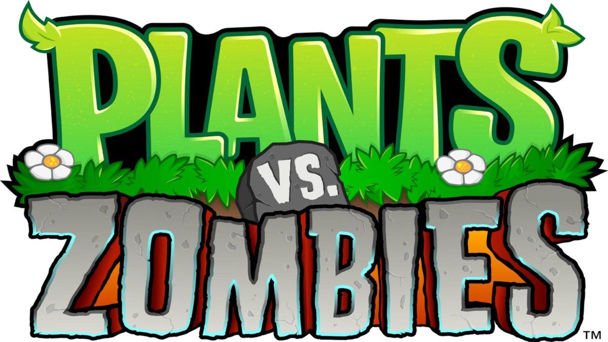Plants Vs Zombie Hallowen Wallpaper
