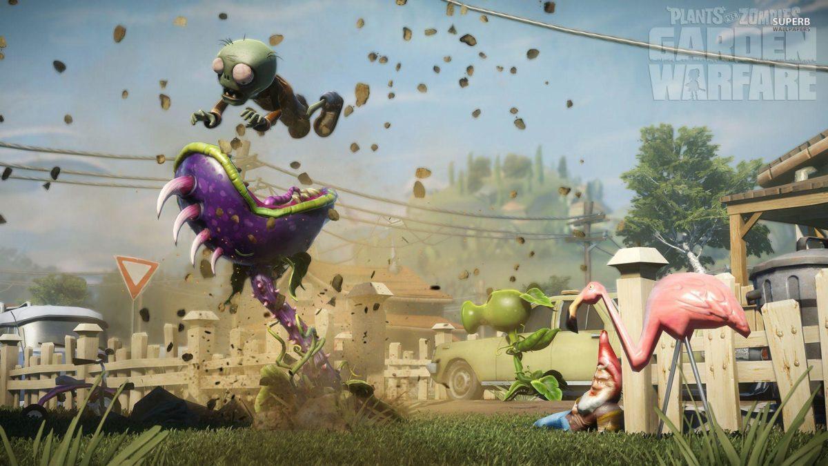 Plants vs. Zombies: Garden Warfare | PCGamesArchive.