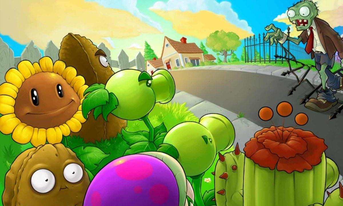 Plants Vs Zombies Chino