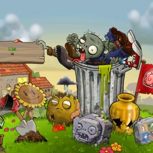 download wallpaper: Plants Vs Zombies Hd Wallpaper
