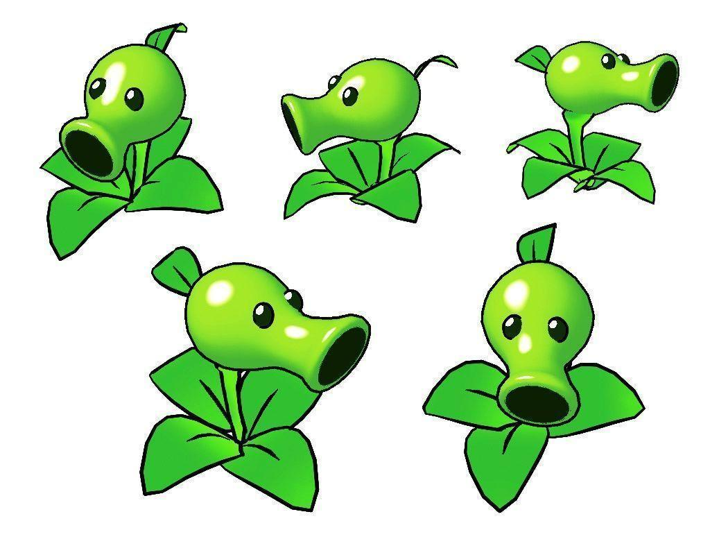Plants vs Zombies Wallpaper The Plants | Style Favor – Photos …
