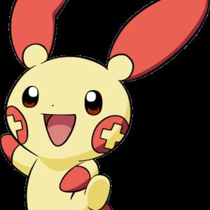 download Plusle   Pokemon   Pinterest   Pokémon, Anime and Hoenn region