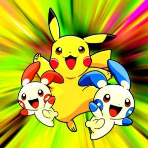 download Plusle, Minun, Pikachu | Pokemon ♥ | Pinterest | Pokémon