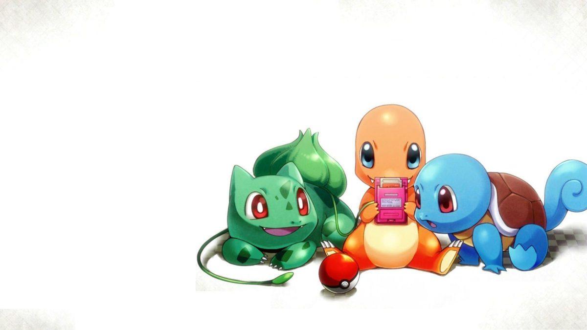 Pokemon Three Monsters HD Wallpaper Download Wallpaper from …