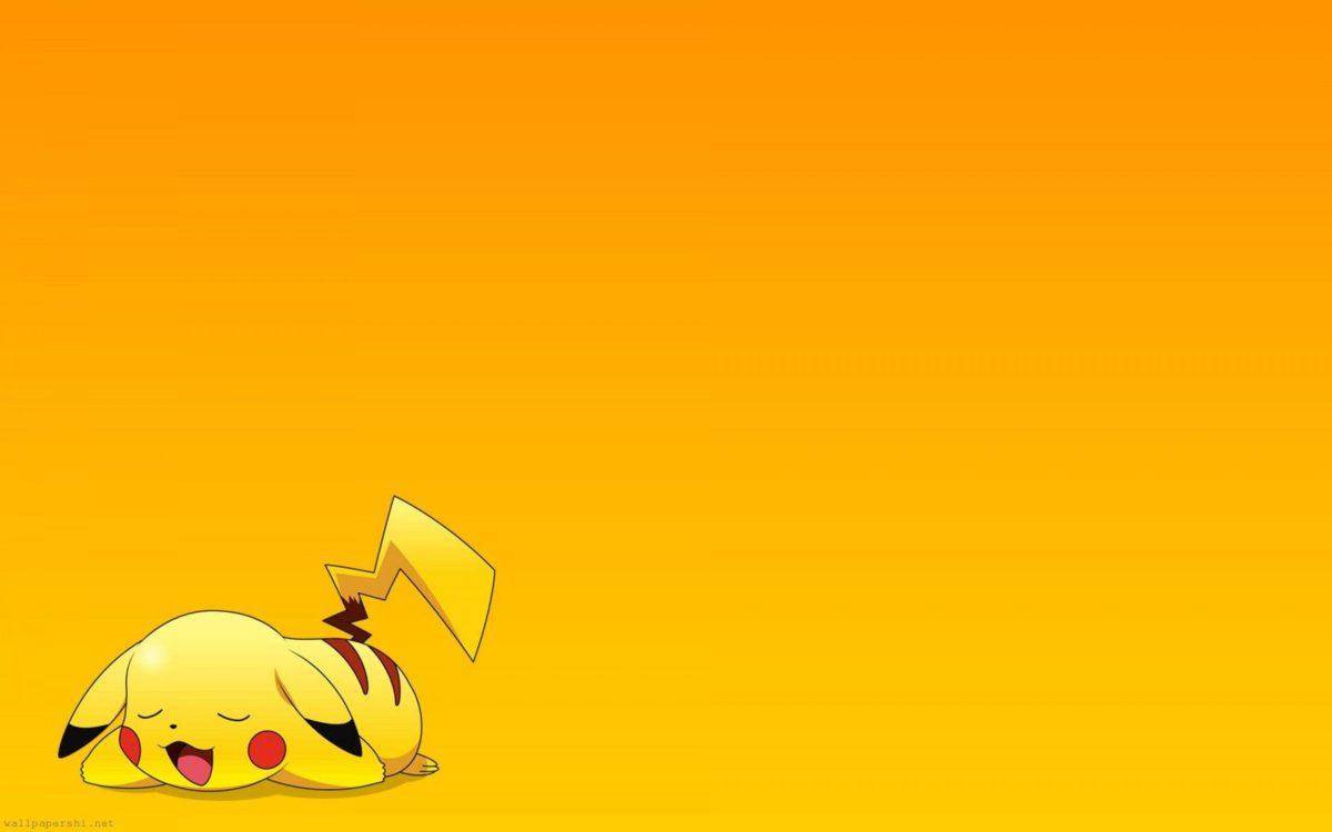 Pokemon Pikachu Wallpapers – Full HD wallpaper search