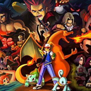 download Pokemon Hd Wallpapers and Background