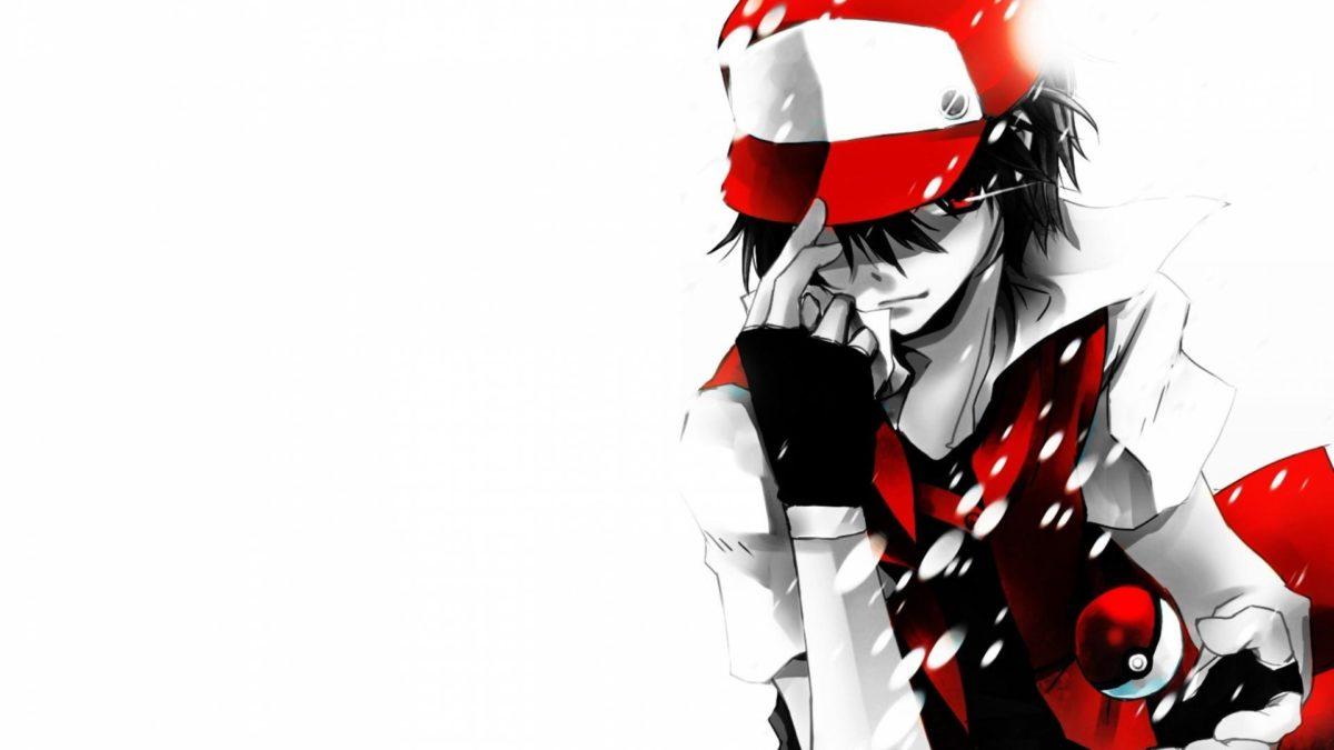 Download Red Pokemon Ash Wallpaper 1920×1080 | Full HD Wallpapers