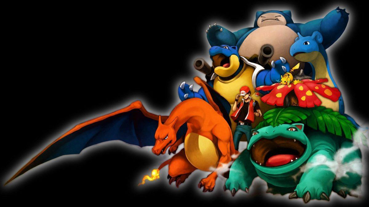 35 Pokemon Wallpapers HD for Desktop