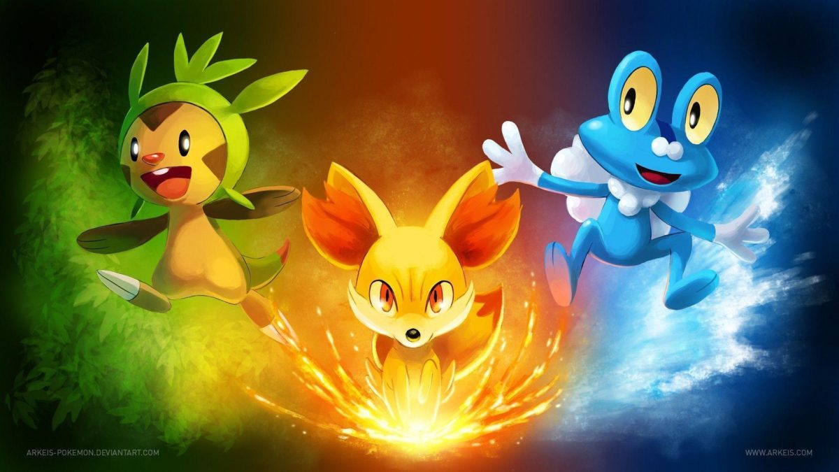 Wallpapers For > Pokemon Backgrounds Hd