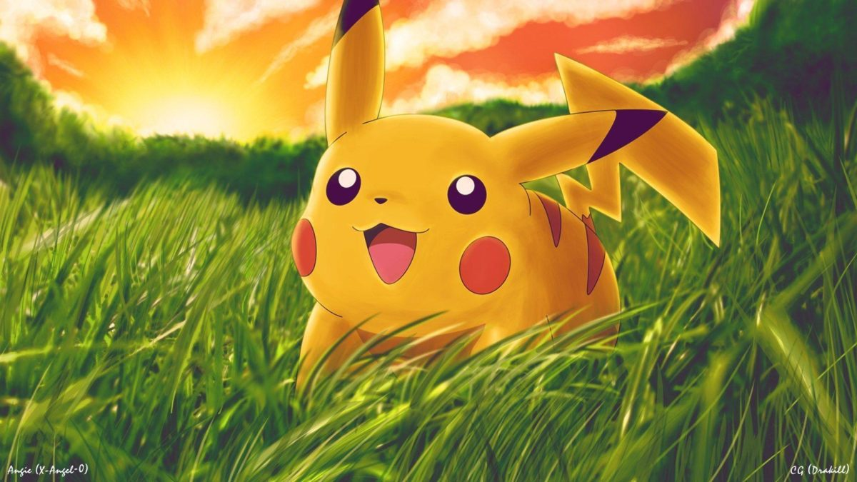 Pikachu Pokemon Cartoon Picture – Cartoon HD Wallpapers