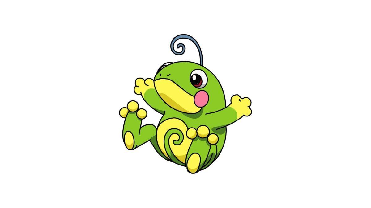 Pokemon Politoed – WallDevil