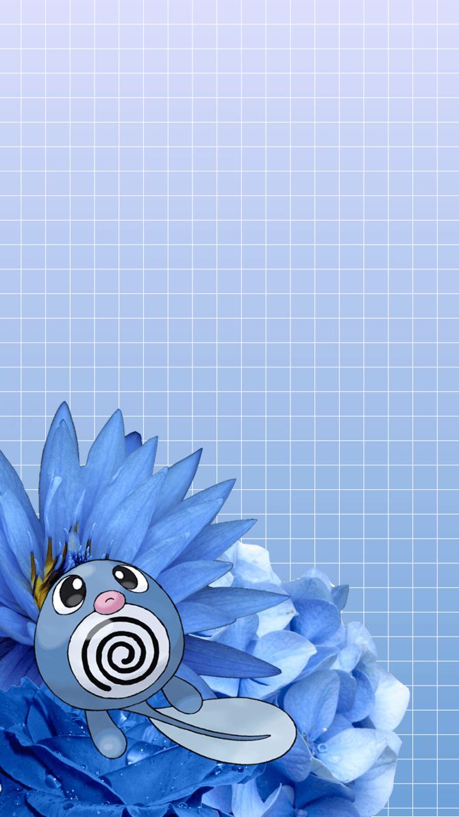 Poliwag iPhone 6 Wallpaper by JollytheDitto on DeviantArt