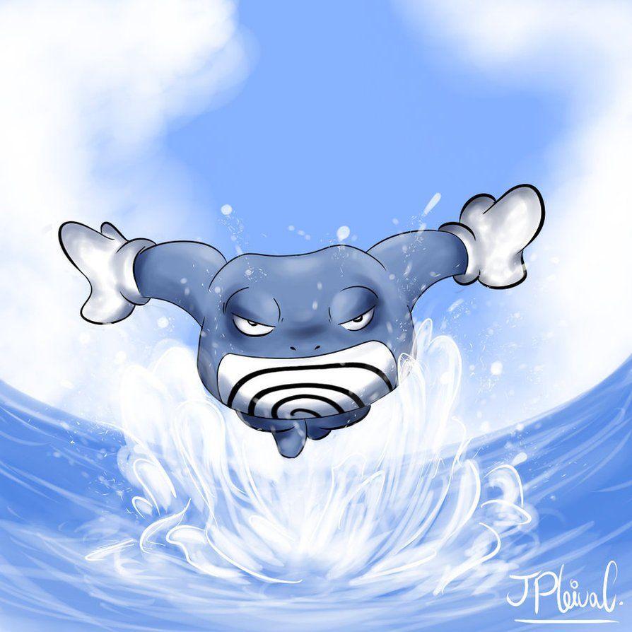 Pokemon – #38 Pokemon (Red) – #39 Pokemon (Blue) – Poliwag …