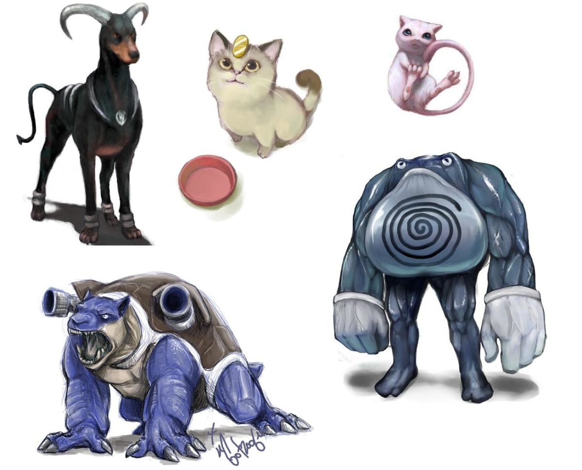 Poliwrath Wallpaper 17+ – HD wallpaper Collections – TrBBBBB.com