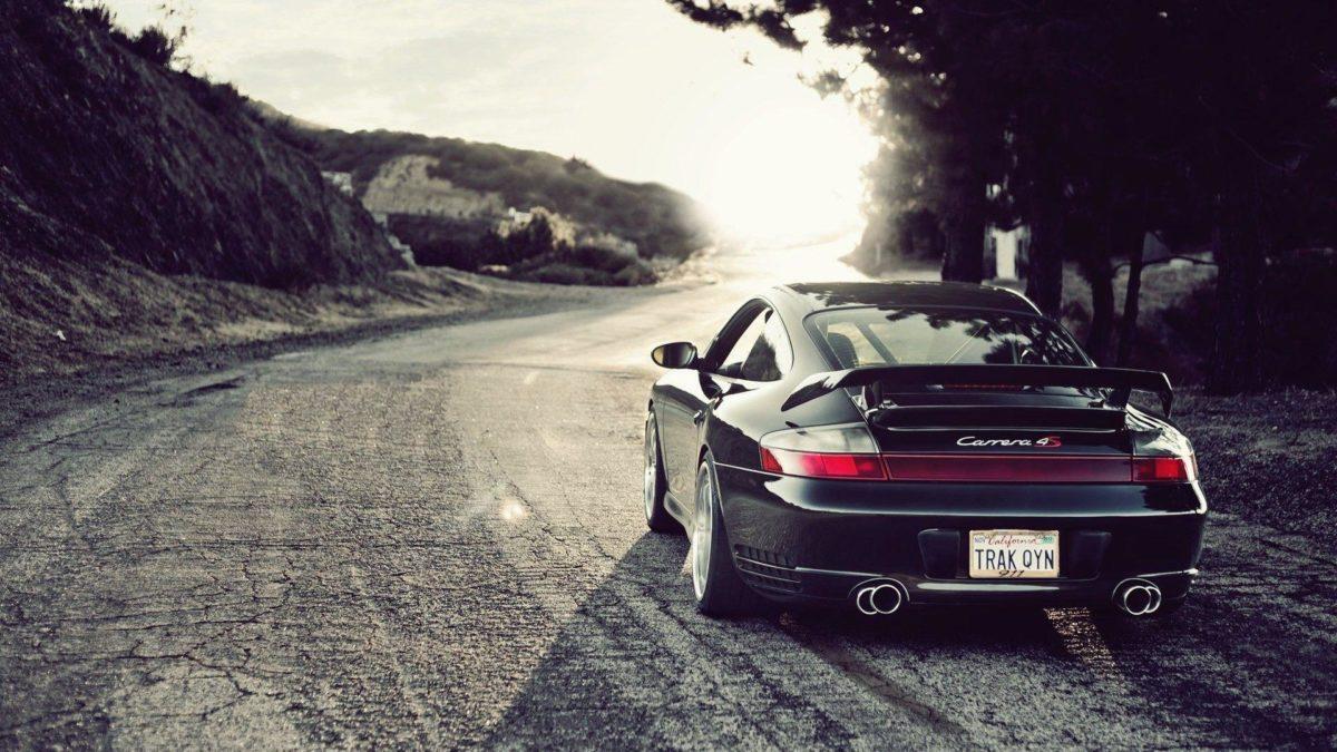 Wallpapers For > Porsche 911 Wallpaper 1920×1080