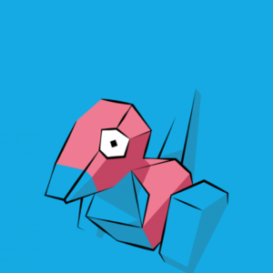download Download Porygon 1080 x 1920 Wallpapers – 4676643 – POKEMON …